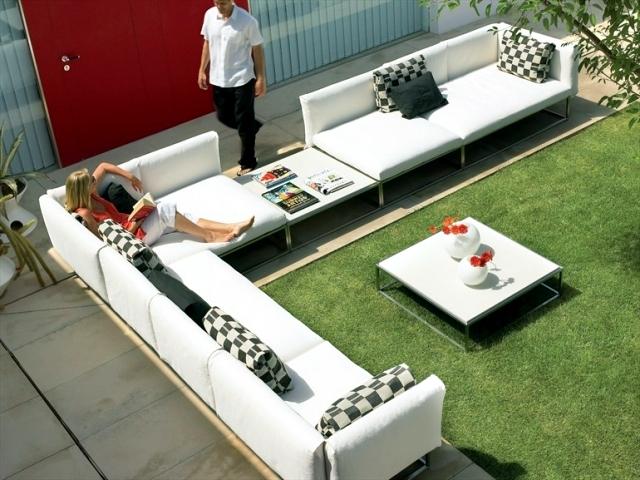 Garden Furniture - 22 interesting ideas for garden paradise