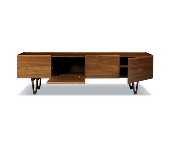 Solid wood furniture Modern Walnut Milano Spazio RT