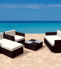 Rattan lounge  2015 Garden Furniture Collection – Modern Furniture Rattan Garden ...