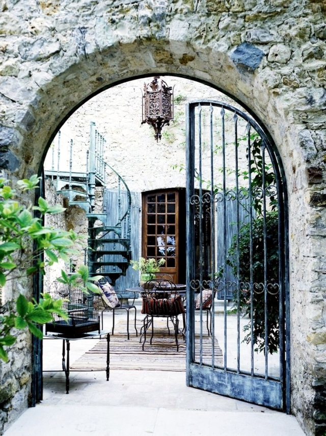26 Ideas For Garden Gates And Garden Gates U2013 The First To Welcome Us