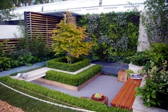 Check Out These Great Ideas For A Small Garden And Get Inspired For Your  Own Garden. If You Do Not Have A Lot Of Space In The Backyard, There Is No  Reason ...
