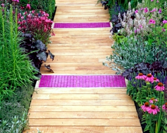 Shaping the landscape, with little room - 13 ideas for small gardens