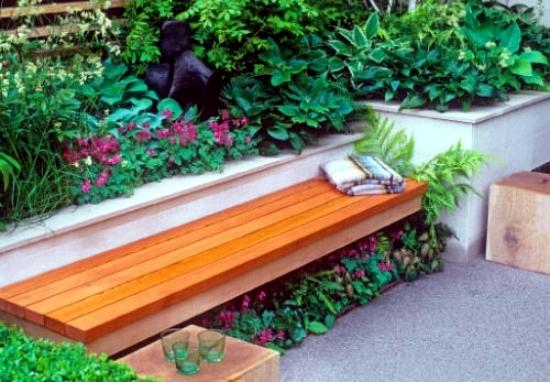 Garden design and maintenance