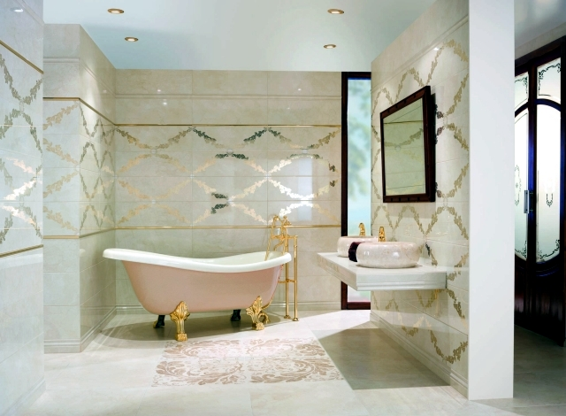 52 Ideas For Bathroom Tiles On The Way To Your Dream
