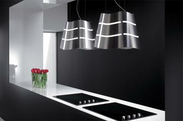 Extraction hoods Elica design for the modern kitchen
