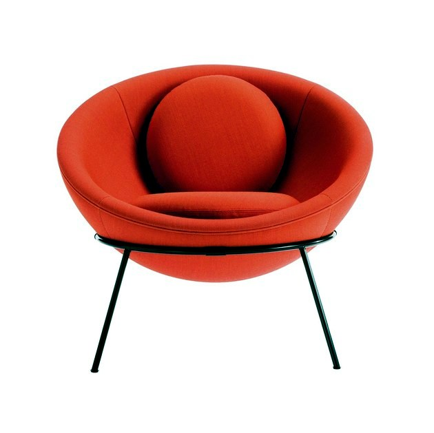 Classic Design Bardi Bowl Bucket seat - furniture with history