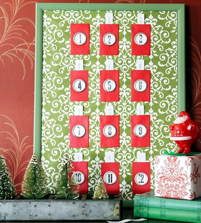 Crafts Advent And Fill – 20 Fantisievolle Ideas