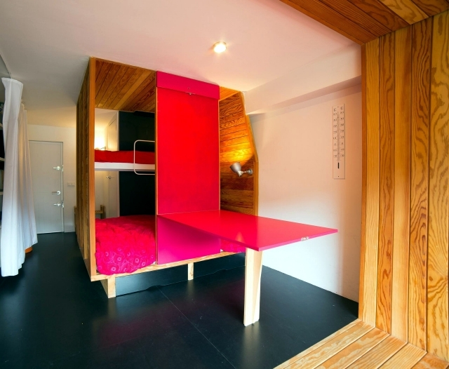 A small apartment near Madrid, refurbished loft style