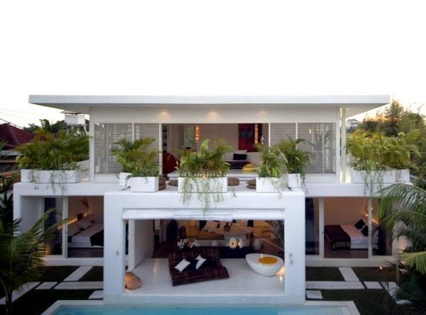 Luxury Modern House White Exotic World Of Mouth | Interior Design