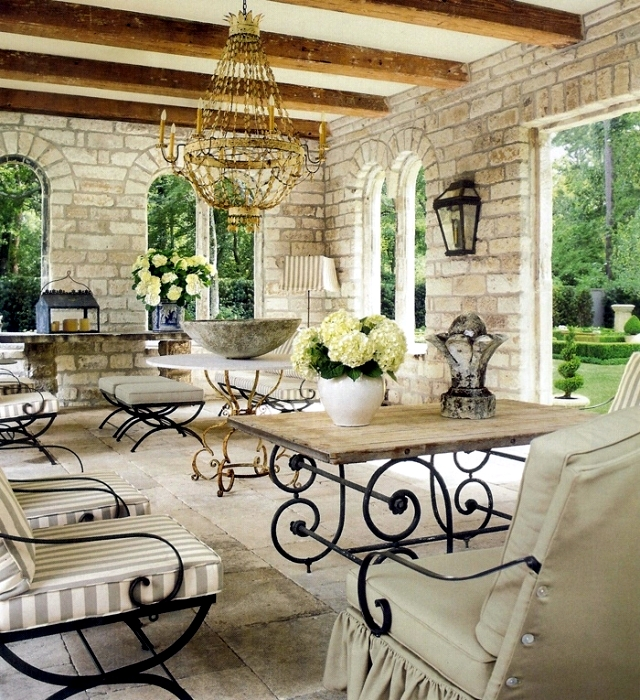 Ideas And Tips For Designing The Bucolic Terrace Interior Design Ideas Ofdesign