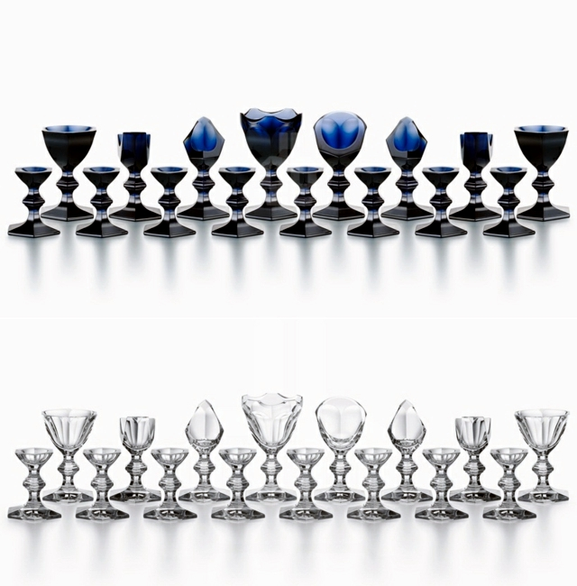 Beautiful gift idea - Baccarat crystal chess