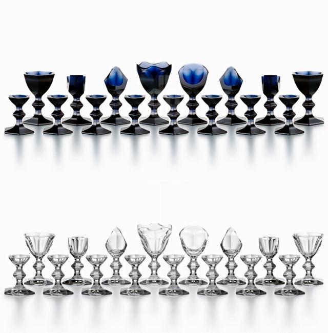 Beautiful gift idea - Baccarat crystal chess