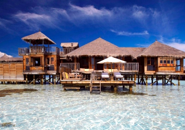 Holidays in the Maldives - Dream Hotel with private beach