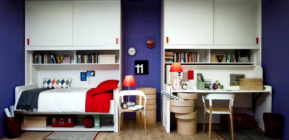 Murphy Bed With Matching Desk Interior Design Ideas Ofdesign