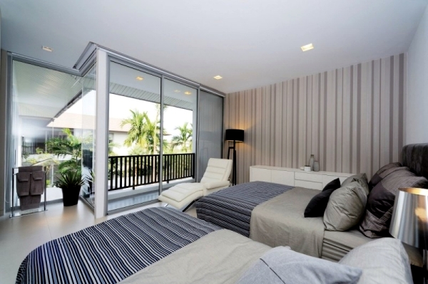 Luxury Holiday House in Bangkok offers pure relaxation for the senses