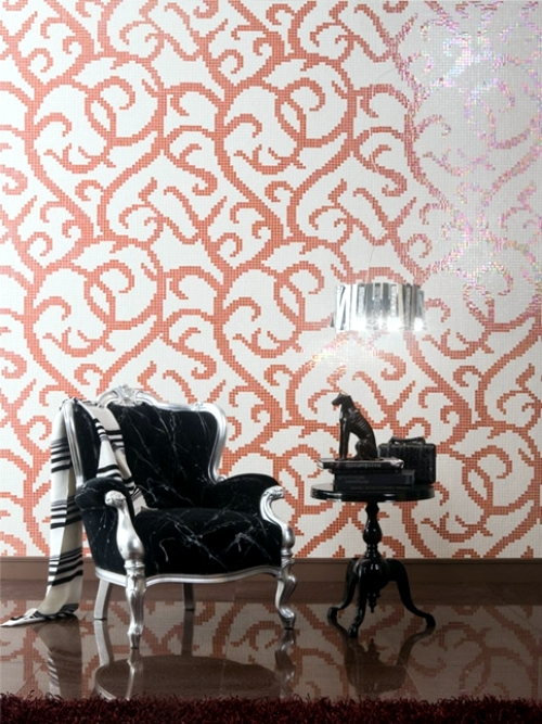 Set The mosaic art in the country - 20 creative ideas Trend