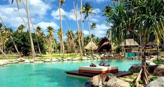 Complex Quiet Luxury Villas On The Private Island Of Laucala Fiji Interior Design Ideas