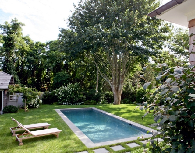 20 ideas for the garden pool give each house an atmosphere of well-being