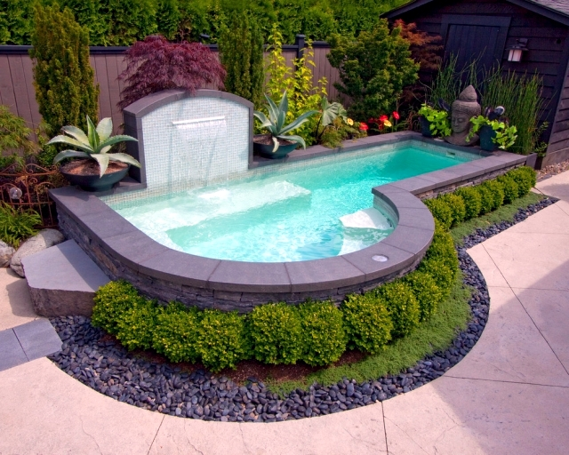 20 Ideas For The Garden Pool Give The House A Feel Good Atmosphere Interior Design Ideas Ofdesign