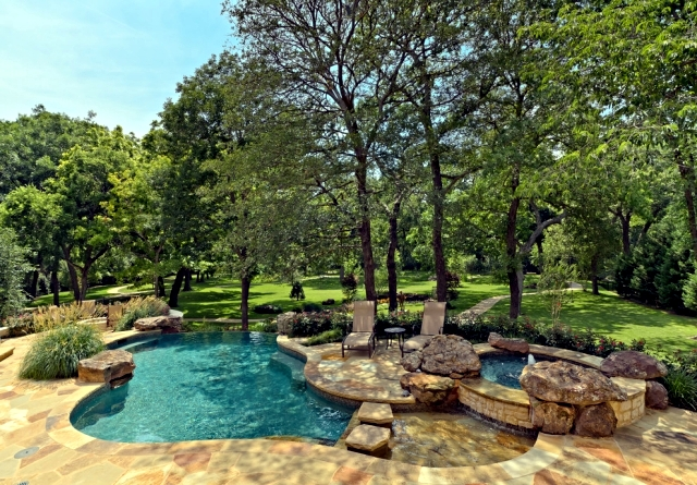 20 Ideas For The Garden Pool Give The House A Feel Good