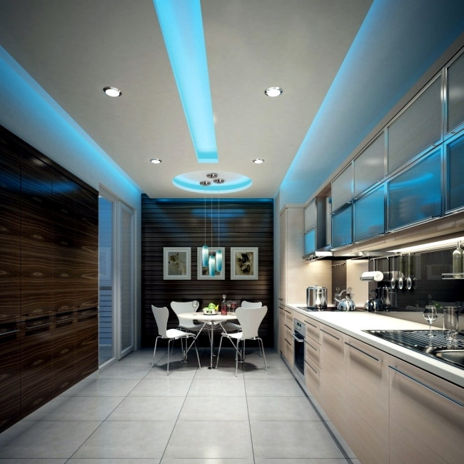 33 ideas for beautiful ceiling and led lighting