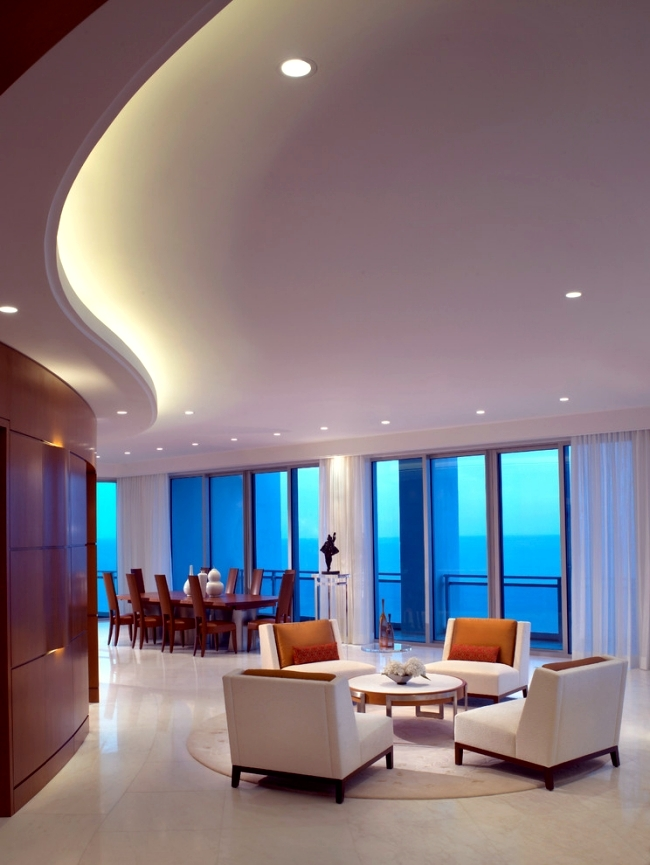 33 Ideas For Ceiling Lighting And Indirect Effects Of Led Beautiful