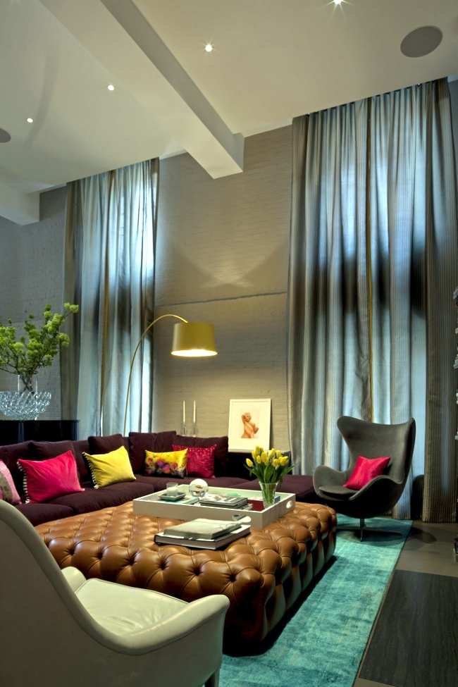 Trends 2015 Home Textiles Decorate The House With Materials Interior Design Ideas Ofdesign