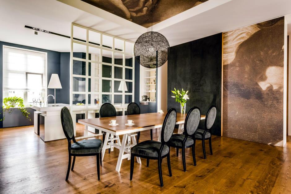 Art As A Creative Room Divider Interior Design Ideas Ofdesign
