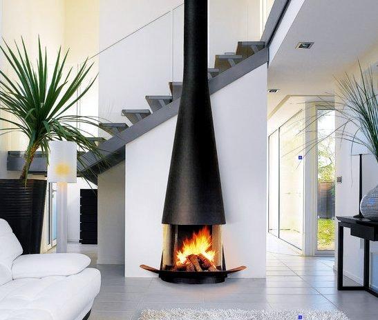 Modern stove - 41 designs