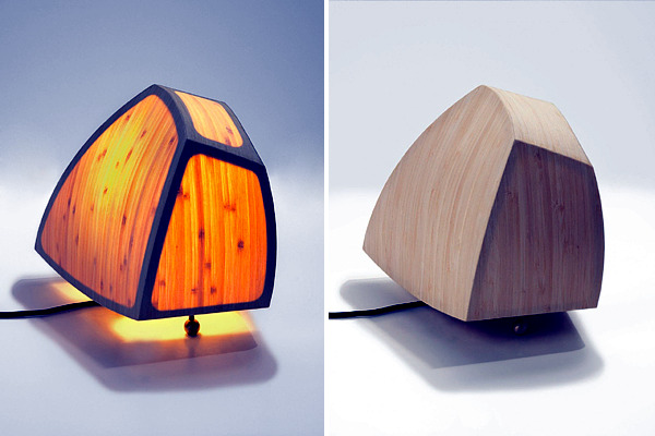 Modernism with natural materials - Design pendant lamp Constantin