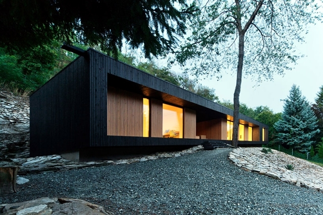 A Minimalist Wooden House Interior Design Ideas Ofdesign