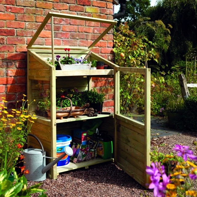 Build a greenhouse in the garden and create - what to consider