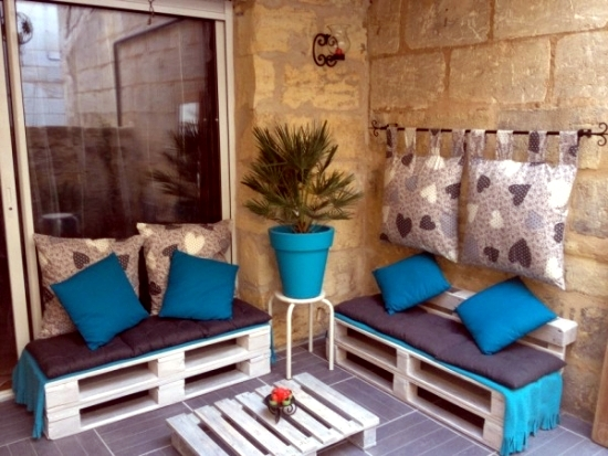 20 ideas for a cool garden accessories and garden furniture euro pallets