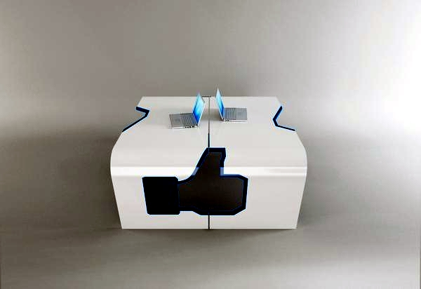 Unique chair design Wamhouse like a banana