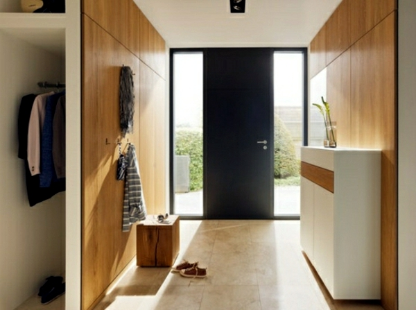 Wardrobes & Furniture for vestibules