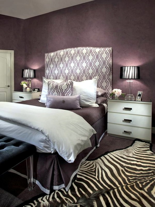 wall design with dark colors - 15 Effective Interior Design Ideas
