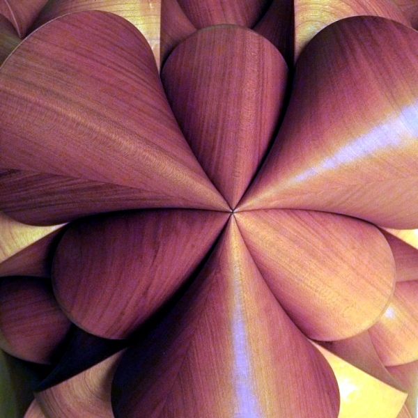 Woodturning - pure art by Laszlo Tompa practically implemented