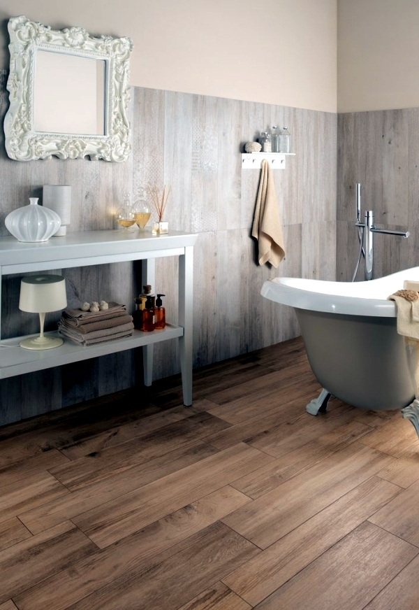 Wooden Tiles Design By Ariana Ceramica Wood Look Flooring
