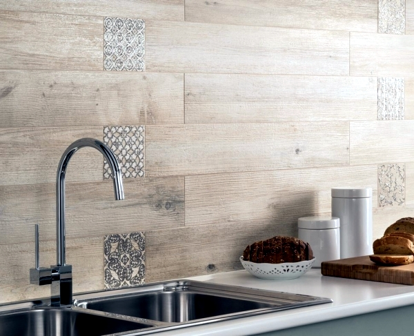 Tiles In Wood Design By Ariana   Ideas For The Bathroom, Living Room And  Kitchen