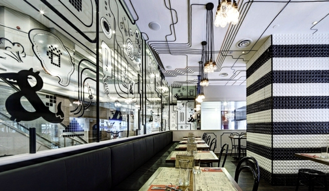 100 Ideas living room interior design inspired by the glamorous restaurants and bars