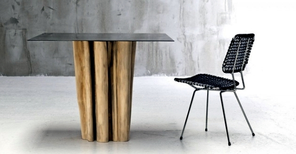 "Italian Furniture Design - Collection ""Brick"" by Paola Navone"