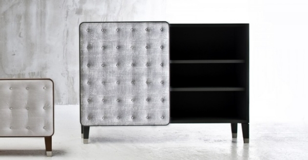 """Italian Furniture Design - Collection """"Brick"""" by Paola Navone"""