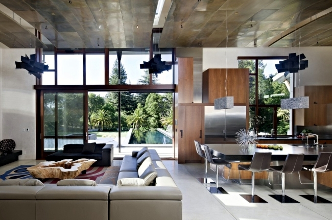 33 Examples Of Modern Living Room Ceiling Design And Life