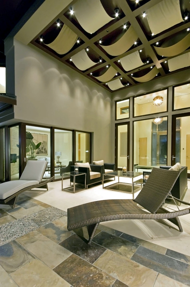 Sample Living Room Designs: 33 Examples Of Modern Living Room Ceiling Design And Life