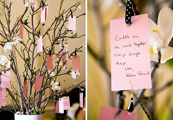 15 decorating ideas to make your own wedding flowers, garlands and table decorations