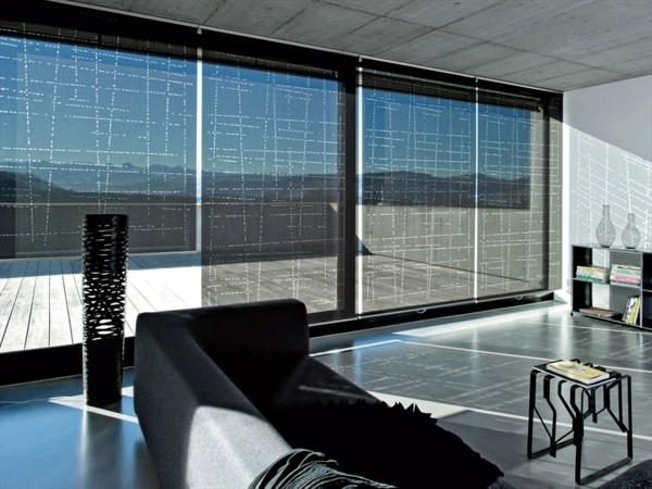 Blinds And Shutters Adorn The Windows And Provide Privacy