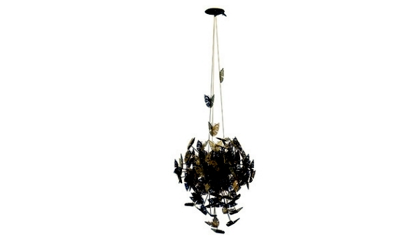 Modern Design Chandelier - look exciting in the living room
