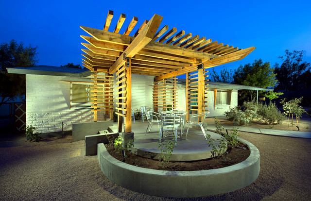 40 ideas for pergola in the garden Good sun protection and privacy wood