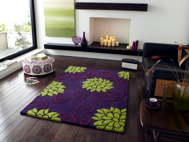 Colorful rugs from India and China – imported from Europe OCR ...