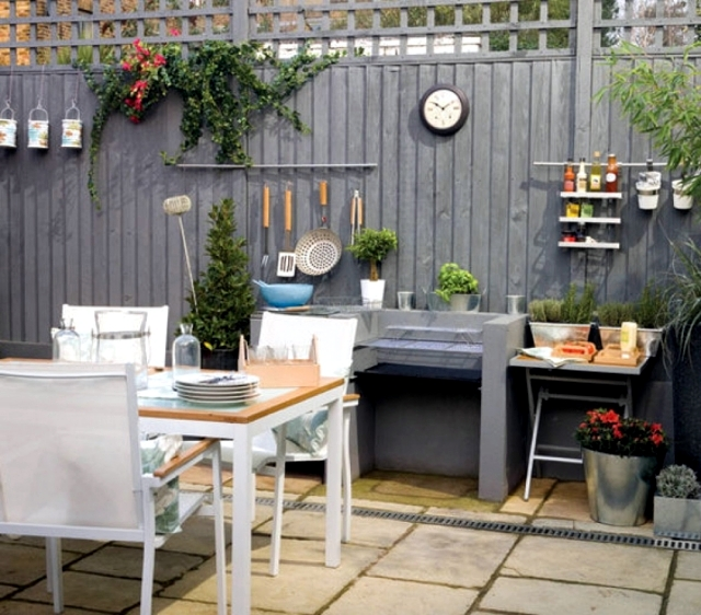 Garden Ornaments - 20 Ideas offer comfort and luxury